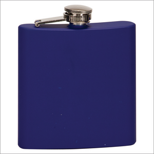 Stainless Steel Flask - 6 oz.