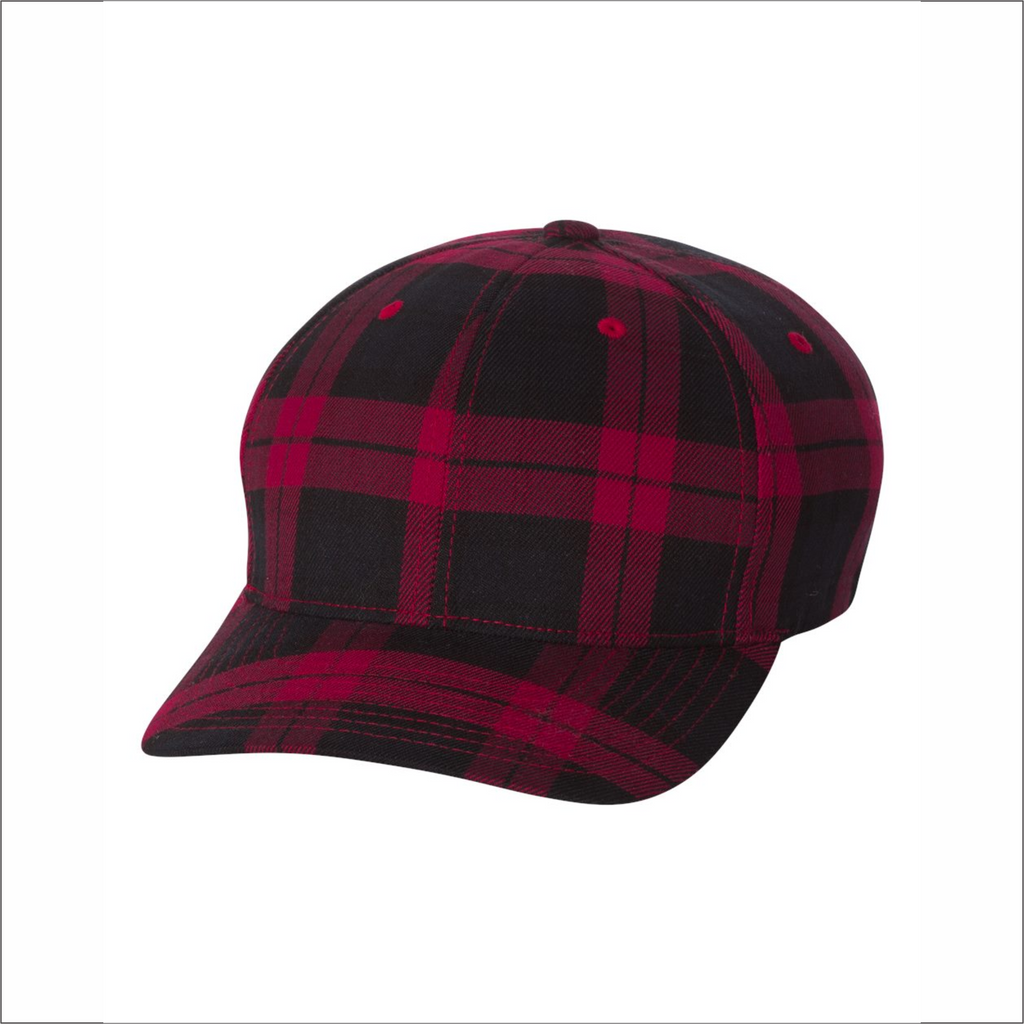 Flexfit Hat - Tartan Plaid - 6197