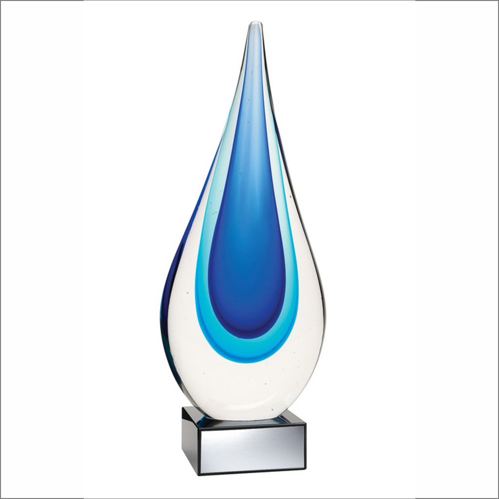 Blue Drop - Art Glass Award