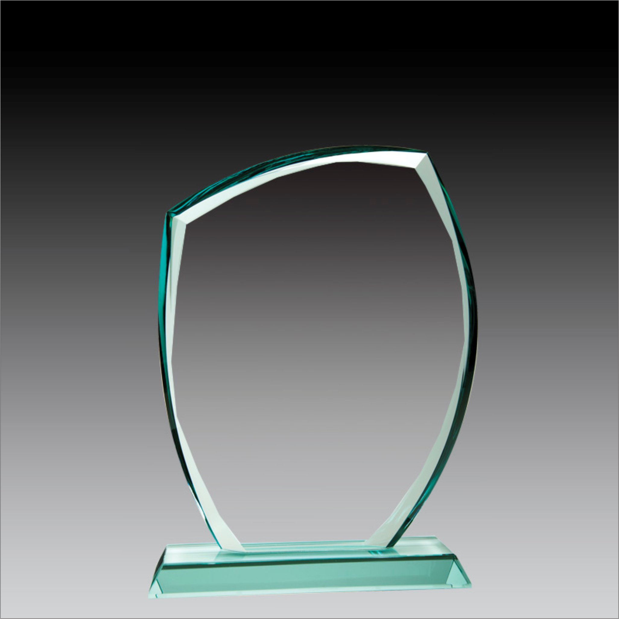 Peaked Corner Glass - Prestige series