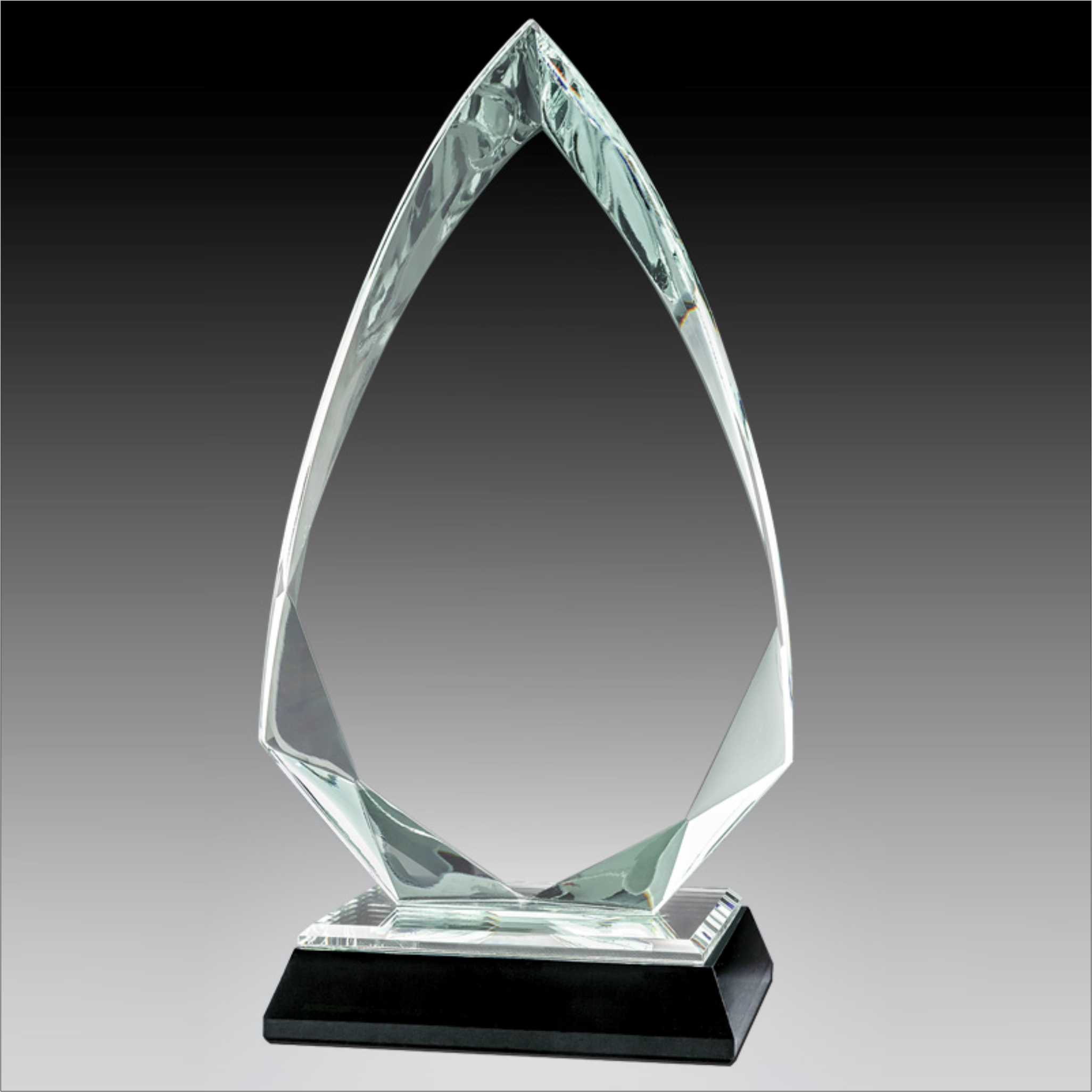 Arrowhead Glass - Jade Reflection Prestige series