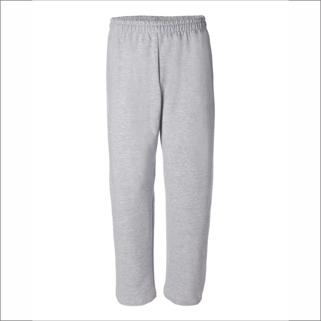 Adult Sweatpants - Open-Bottom - Gildan 18400