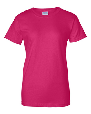 Ladies T-Shirt - Ultra Cotton - Gildan 2000L