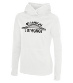 Miramichi Strong - Ladies Polyester Hoodie - ATC L2005