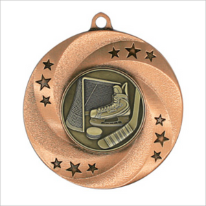 Hockey medallion - Matrix series