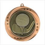 Golf medallion - Matrix series