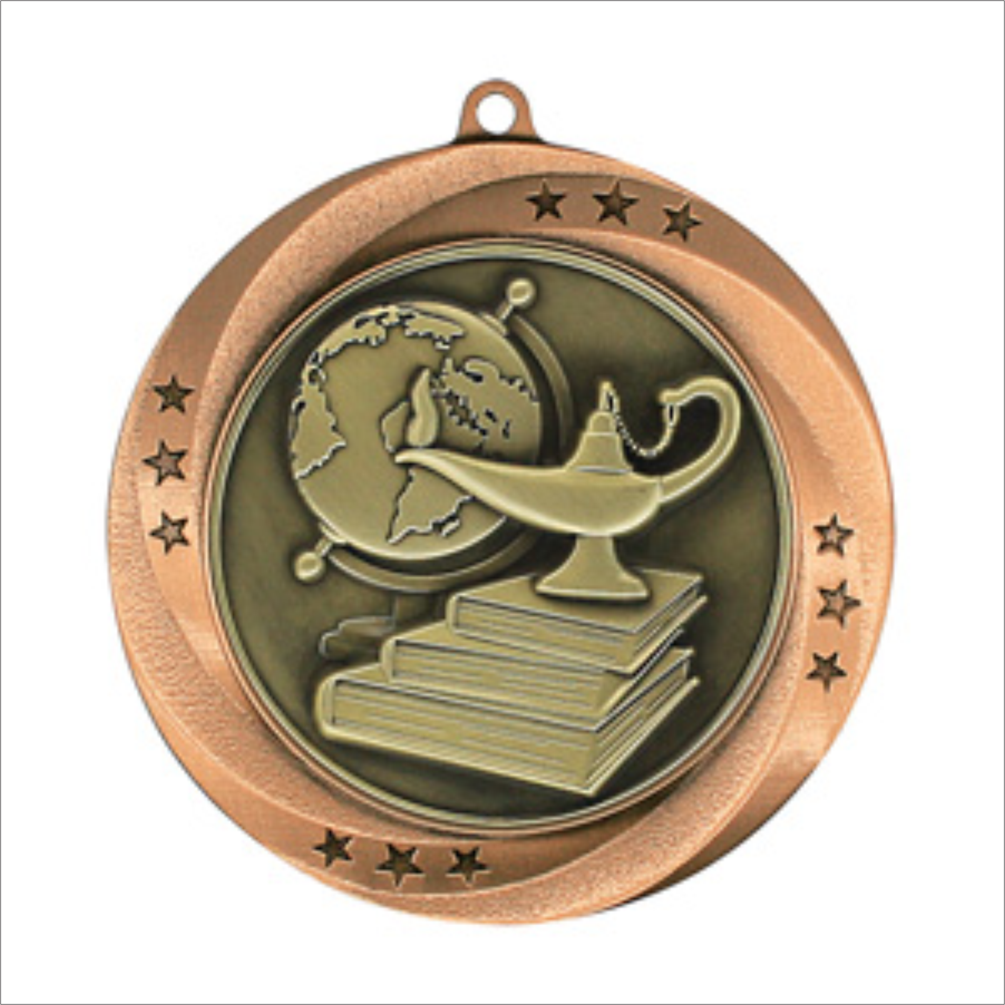 Academic medallion - Matrix series