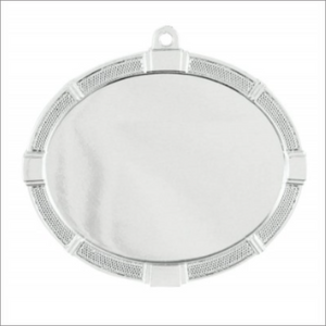 "Volleyball 3.375"" X 2.625"" medallion - Impact series"
