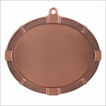 "Swimming 3.375"" X 2.625"" medallion - Impact series"