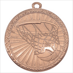 "Basketball 2"" medallion - Triumph series"