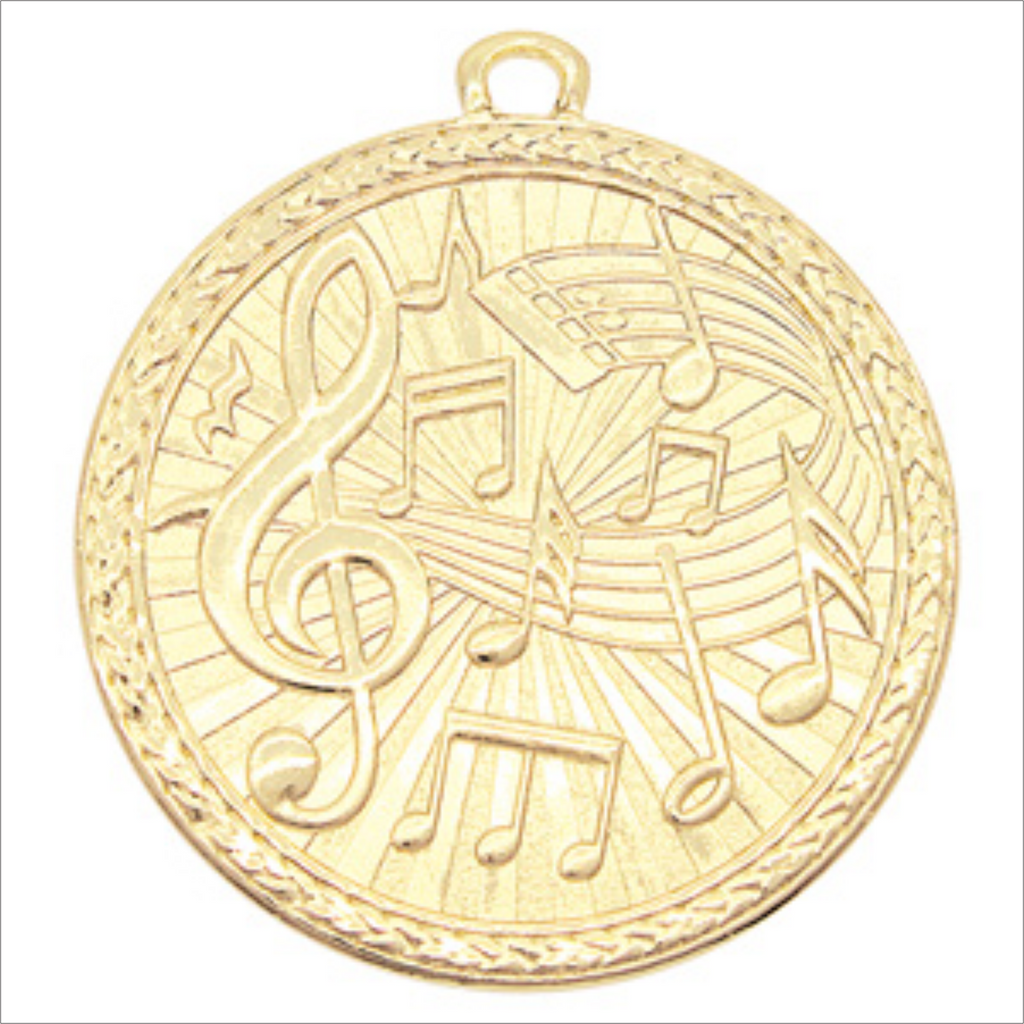 "Music 2"" medallion - Triumph series"