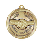 "Sportsmanship 2"" medallion - Vortex series"