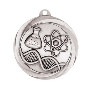 "Science 2"" medallion - Vortex series"