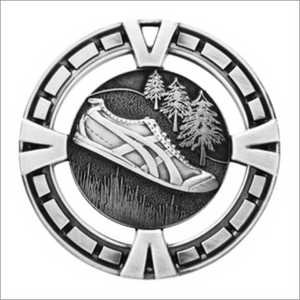 "Cross Country 2.5"" medallion - Varsity series"