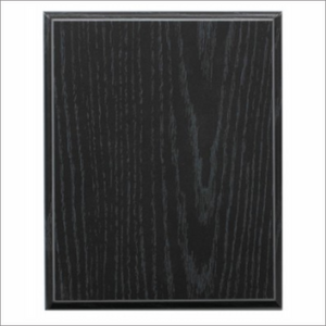 Black Oak plaque - Laser series