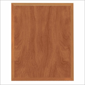 Golden Maple plaque - Laser series