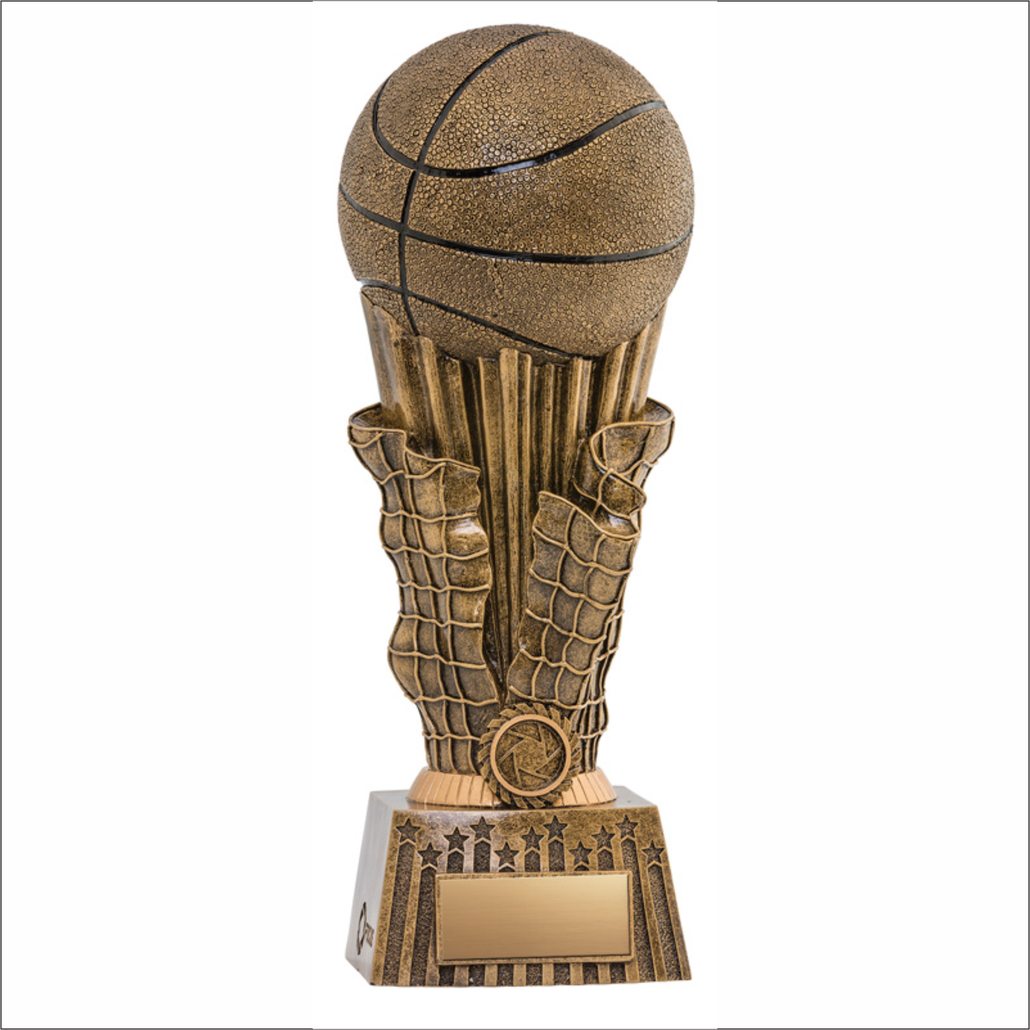 Basketball trophy - Focus series