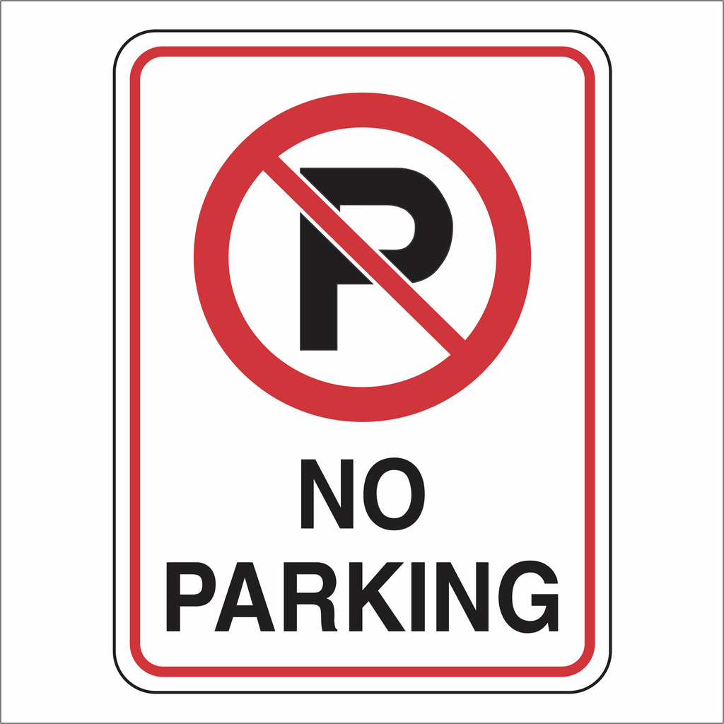 No Parking - Sign