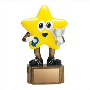 "Victory 4.75"" trophy - Little Stars series"