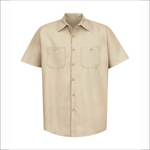 Adult Dress Shirt - Short Sleeve - SP24