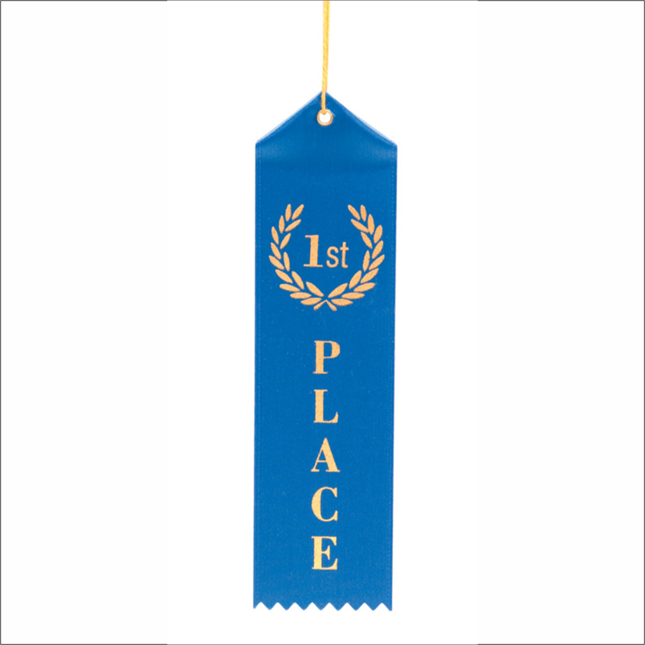 First Place Ribbons - Pack of 25 - SR-1000 series