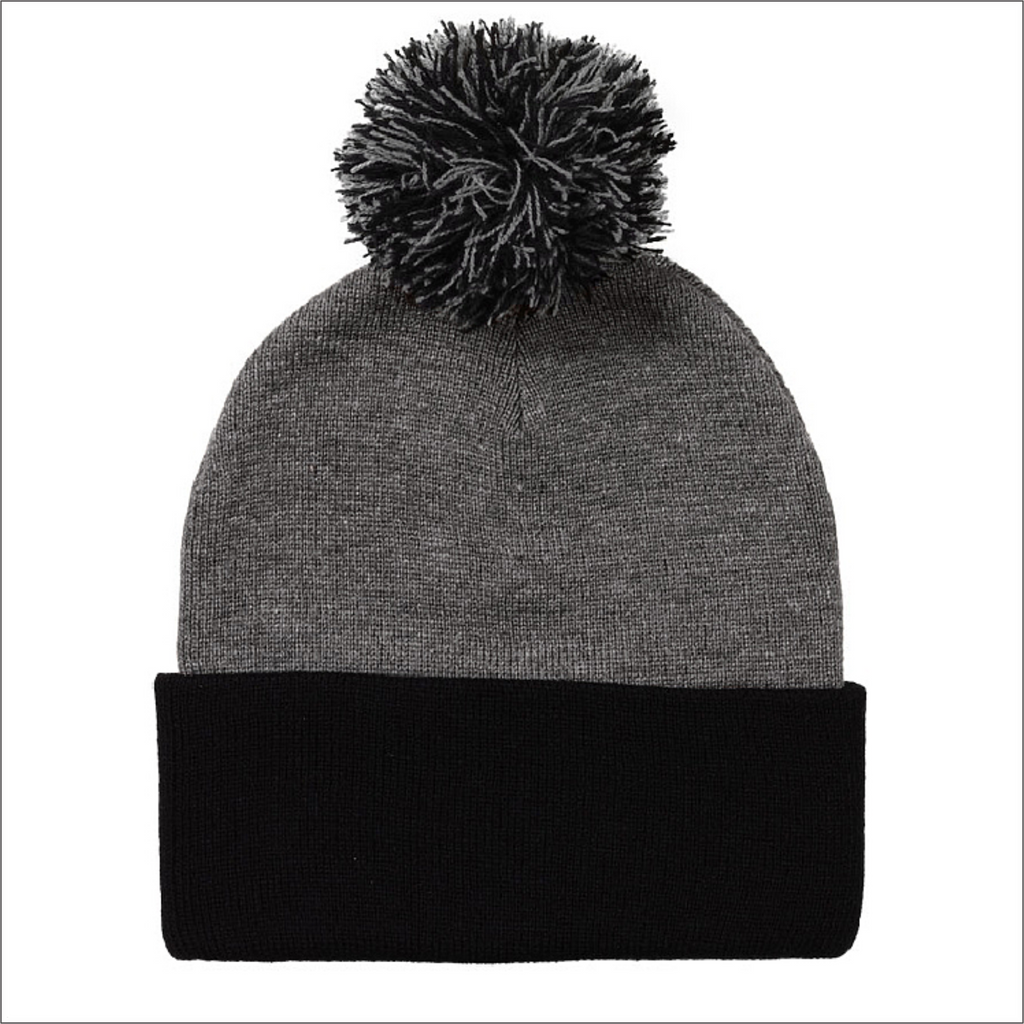 Toque with pom-pom - Sportsman SP15