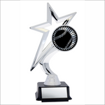 "Baseball 7.5"" trophy - Solar Star series"