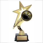 "Football 7.5"" trophy - Solar Star series"