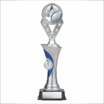 Football trophy - Alpha series - Galaxy style