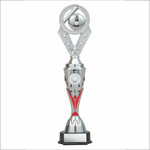 Baseball trophy - Alpha series - Diamond style