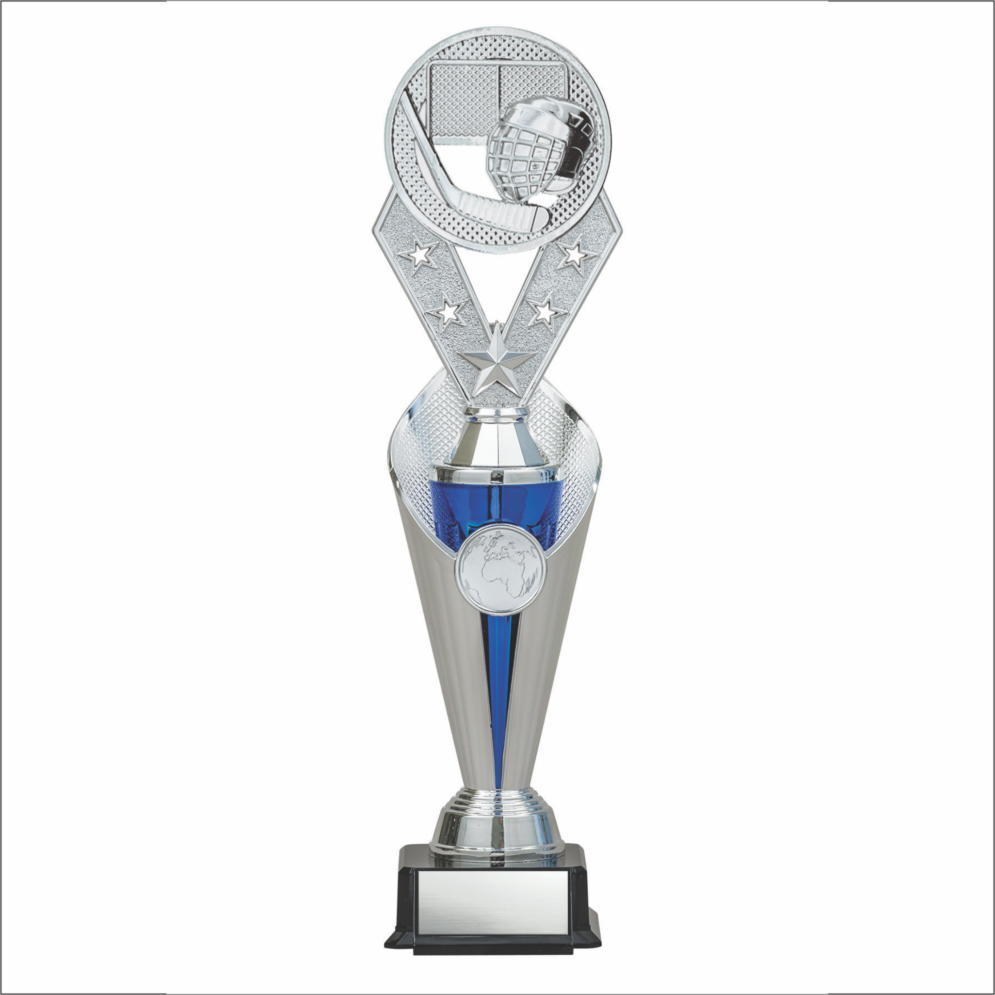 Hockey trophy - Alpha series - Trident style