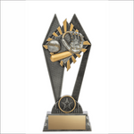Baseball trophy - Peak series