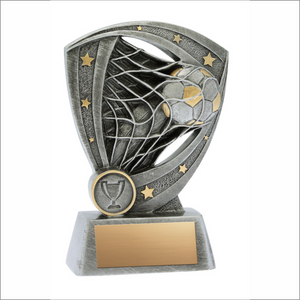 Soccer trophy - Pro Shield series