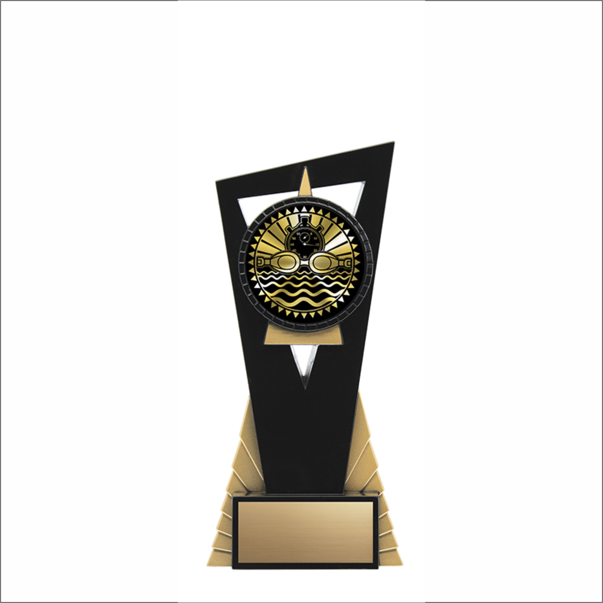 Swimming trophy - Solar series