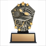 Swimming trophy - Cosmos series