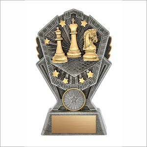 Chess trophy - Cosmos series