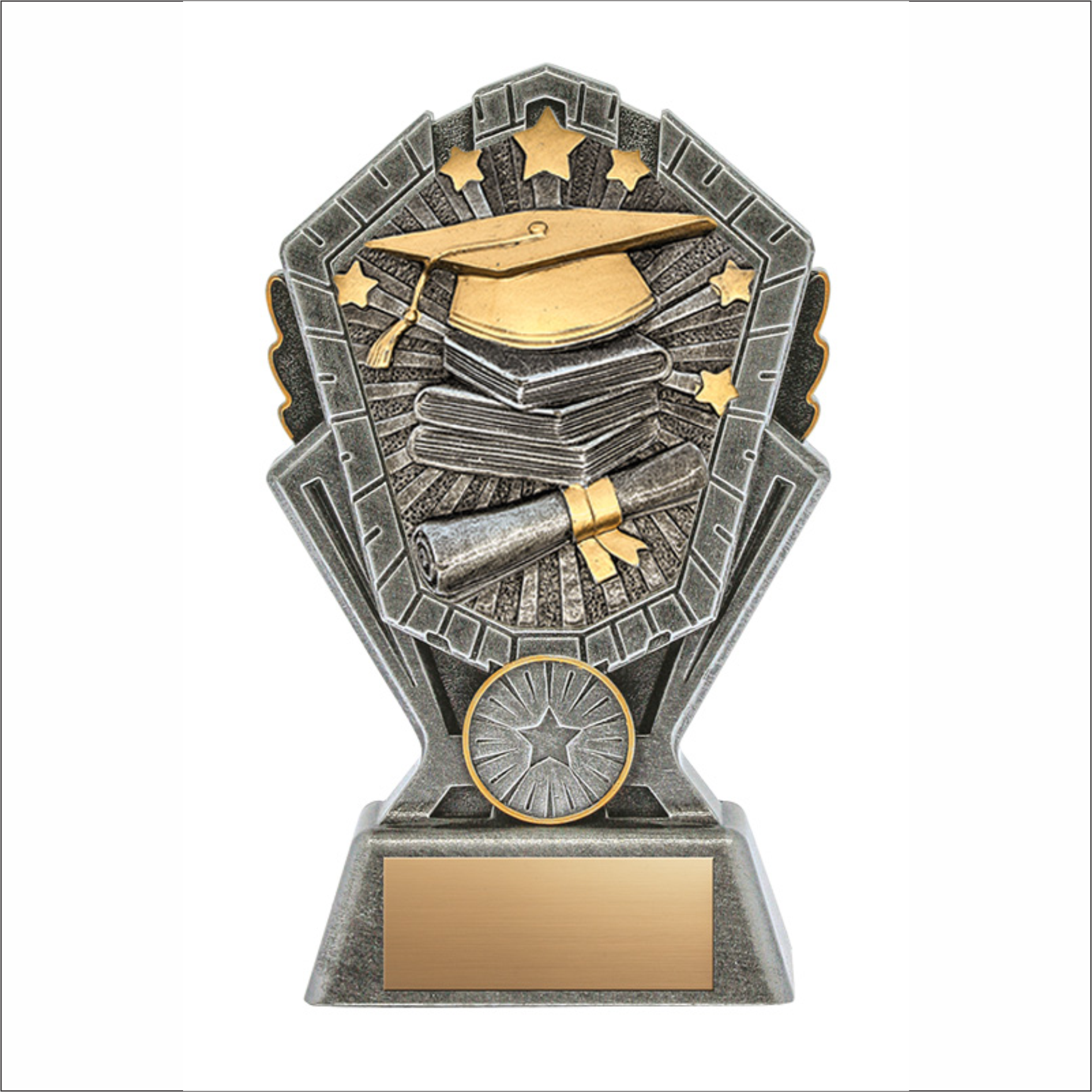 Graduation trophy - Cosmos series