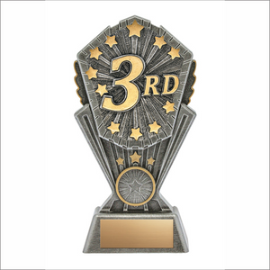 Third Place trophy - Cosmos series