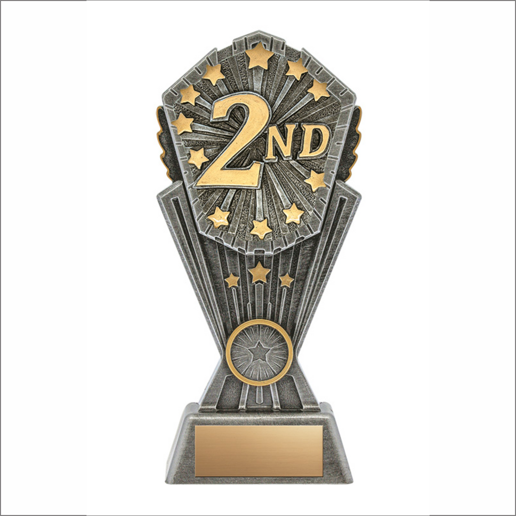 Second Place trophy - Cosmos series