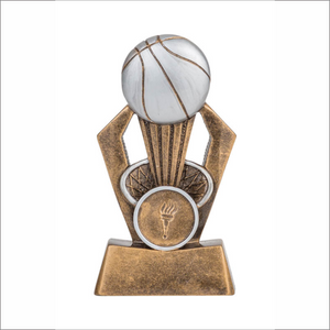 Basketball trophy - Volcano series