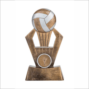 Volleyball trophy - Volcano series