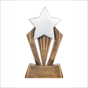 Star trophy - Volcano series