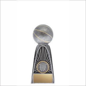 Basketball trophy - Spotlight series