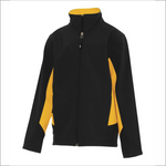 Youth Soft Shell Jacket - Two Tone - Coal Harbour Y7604