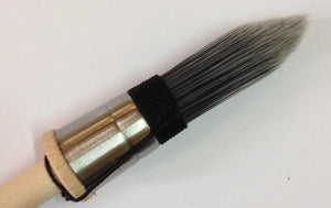 No 10 Round Pointed Brush-Brush-Autentico Paint Online