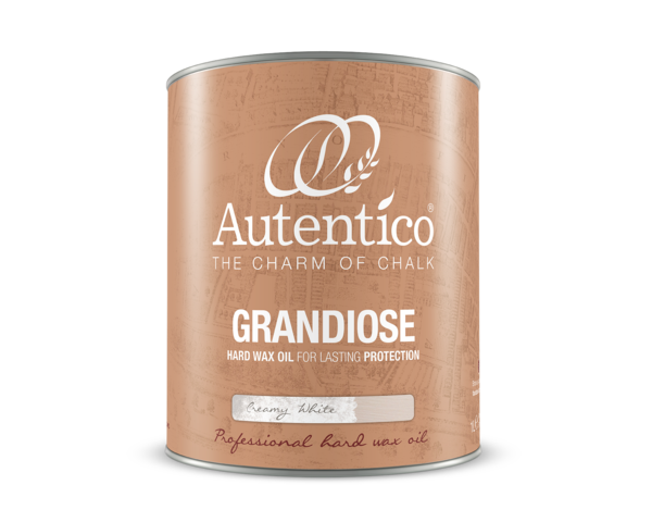 Grandiose Wax Oil - White-Furniture Wax-Autentico Paint Online