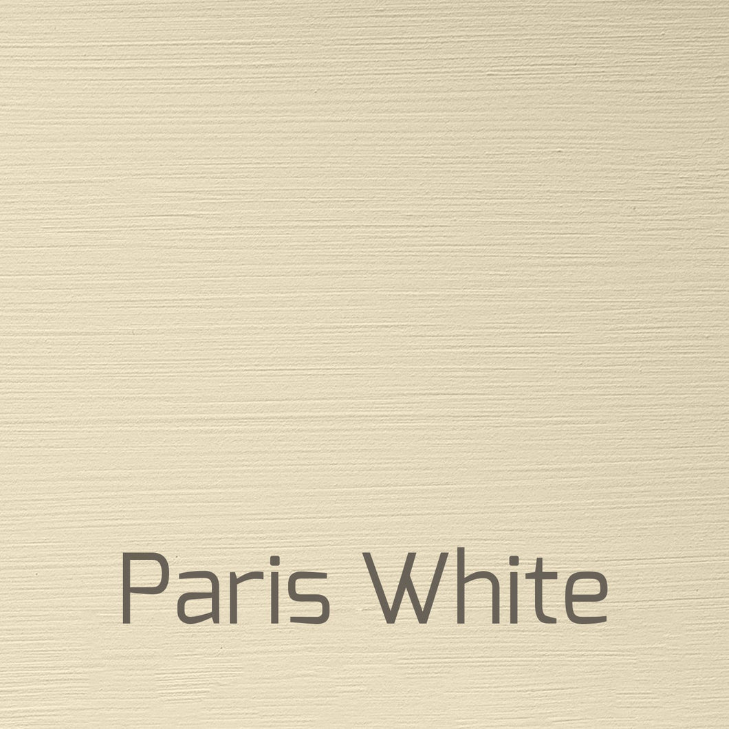 Paris White - Vintage-Vintage-Autentico Paint Online