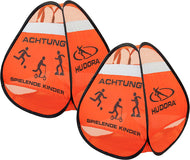 HUDORA Kinder Sicherheit Safety Pop Up Set