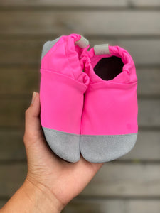 Baby-Kids water shoe - PDF Pattern + FB Video