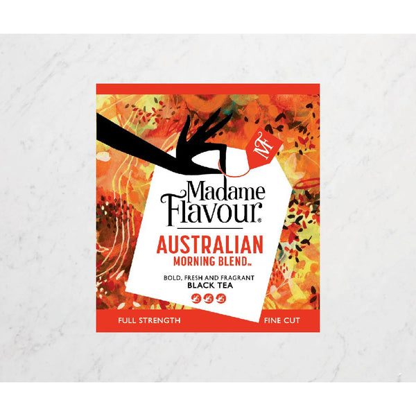 Madame Flavour Australian Morning Blend Black Tea My BB Bounce